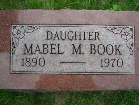BOOK, MABLE M. - Dallas County, Iowa   MABLE M. BOOK