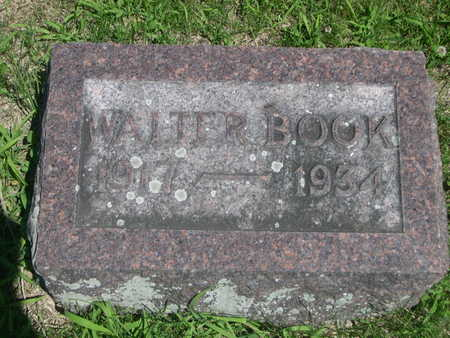 BOOK, WALTER - Dallas County, Iowa | WALTER BOOK