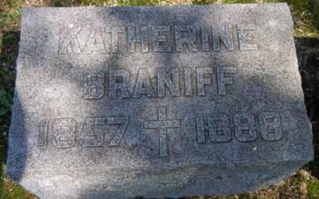 BRANIFF, KATHERINE - Dallas County, Iowa | KATHERINE BRANIFF