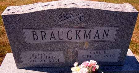 BRAUCKMAN, BETTY A. - Dallas County, Iowa | BETTY A. BRAUCKMAN