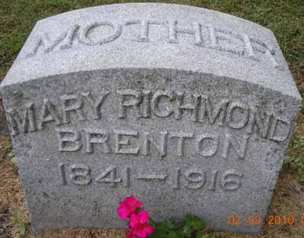 BRENTON, MARY - Dallas County, Iowa | MARY BRENTON