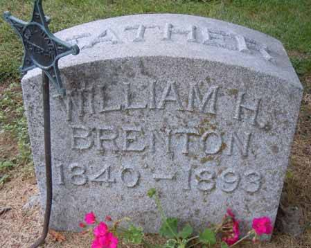BRENTON, WILLIAM H - Dallas County, Iowa | WILLIAM H BRENTON