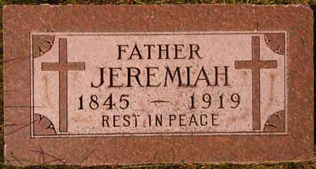 BROSNAN, JEREMIAH - Dallas County, Iowa   JEREMIAH BROSNAN