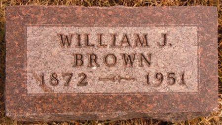 BROWN, WILLIAM J. - Dallas County, Iowa | WILLIAM J. BROWN
