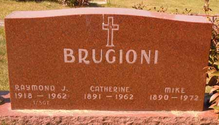 BRUGIONI, RAYMOND J. - Dallas County, Iowa   RAYMOND J. BRUGIONI