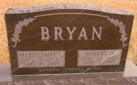 BRYAN, MARGUERITE L. - Dallas County, Iowa | MARGUERITE L. BRYAN