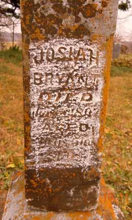 BRYANT, JOSIAH - Dallas County, Iowa | JOSIAH BRYANT
