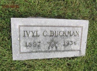 BUCKMAN, IVYL C - Dallas County, Iowa   IVYL C BUCKMAN