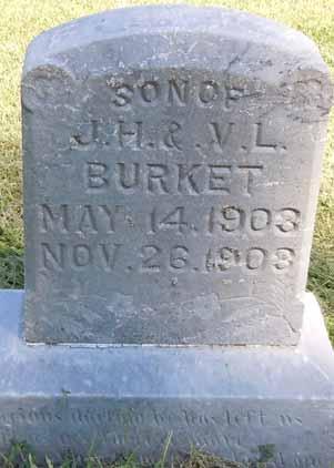 BURKET, FRANCIS C - Dallas County, Iowa | FRANCIS C BURKET