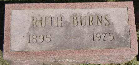 BURNS, RUTH - Dallas County, Iowa | RUTH BURNS