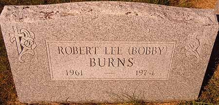 BURNS, ROBERT LEE - Dallas County, Iowa | ROBERT LEE BURNS