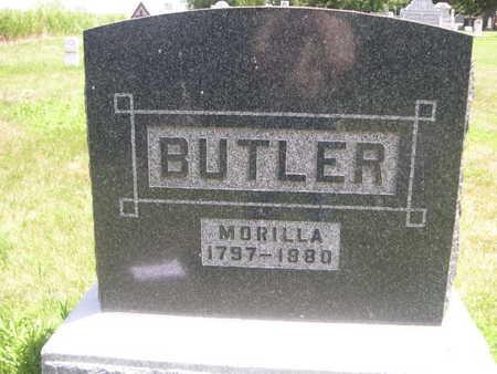 BUTLER, MORILLA - Dallas County, Iowa | MORILLA BUTLER