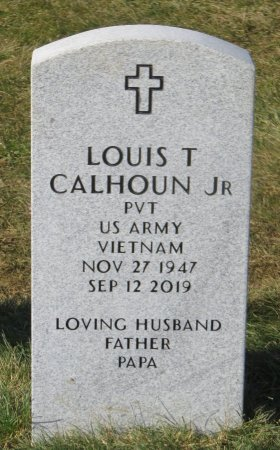 CALHOUN, LOUIS T - Dallas County, Iowa | LOUIS T CALHOUN