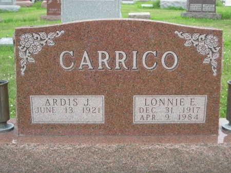 CARRICO, ARDIS J. - Dallas County, Iowa | ARDIS J. CARRICO
