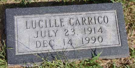 CARRICO, LUCILLE - Dallas County, Iowa | LUCILLE CARRICO
