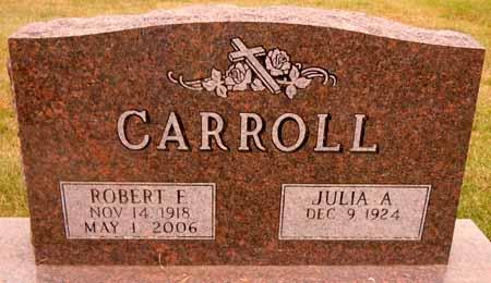 CARROLL, ROBERT E. - Dallas County, Iowa | ROBERT E. CARROLL