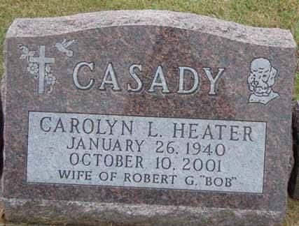 CASADY, CAROLYN L - Dallas County, Iowa | CAROLYN L CASADY