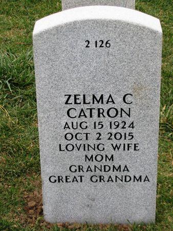 CATRON, ZELMA C - Dallas County, Iowa | ZELMA C CATRON