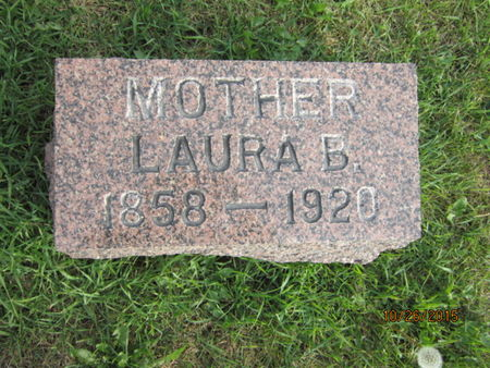 CHANDLER, LAURA B - Dallas County, Iowa | LAURA B CHANDLER