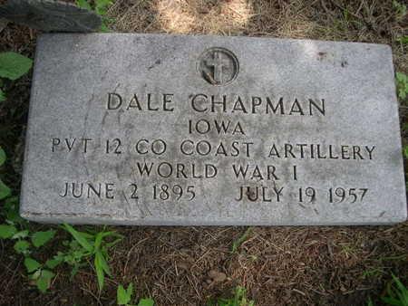 CHAPMAN, DALE - Dallas County, Iowa   DALE CHAPMAN