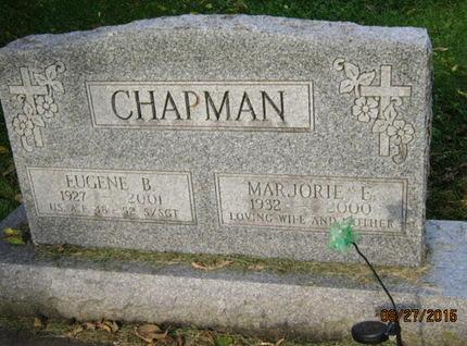 CHAPMAN, EUGENE B - Dallas County, Iowa   EUGENE B CHAPMAN