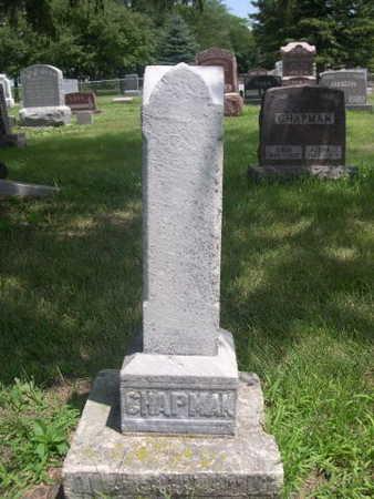 CHAPMAN, FAMILY - Dallas County, Iowa | FAMILY CHAPMAN