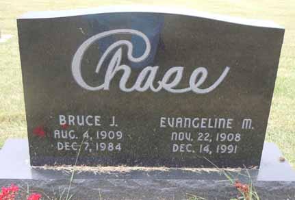 CHASE, EVANGELINE M - Dallas County, Iowa | EVANGELINE M CHASE