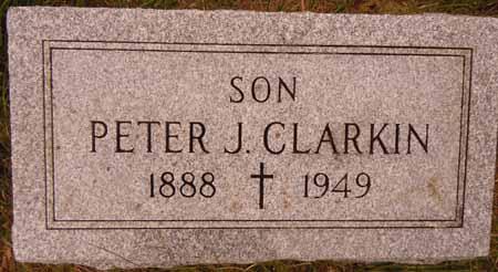 CLARKIN, PETER J. - Dallas County, Iowa   PETER J. CLARKIN