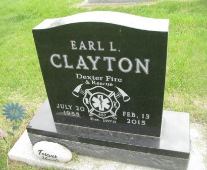 CLAYTON, EARL L. - Dallas County, Iowa | EARL L. CLAYTON