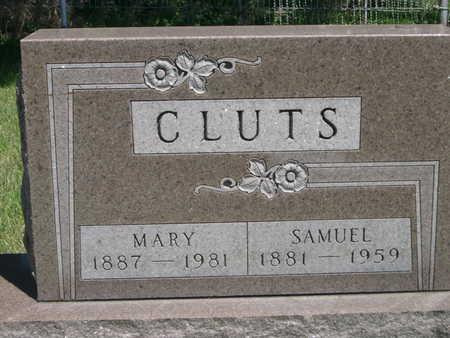 CLUTS, MARY - Dallas County, Iowa | MARY CLUTS