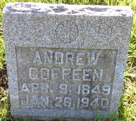 COFFEEN, ANDREW - Dallas County, Iowa | ANDREW COFFEEN