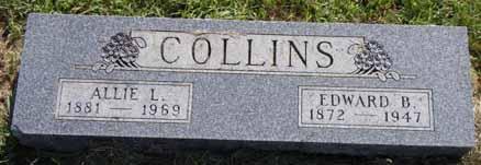 COLLINS, EDWARD B - Dallas County, Iowa | EDWARD B COLLINS