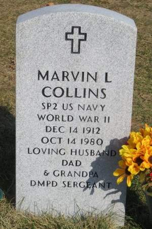 COLLINS, MARVIN LEROY - Dallas County, Iowa | MARVIN LEROY COLLINS