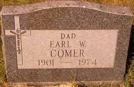 COMER, EARL W. - Dallas County, Iowa | EARL W. COMER