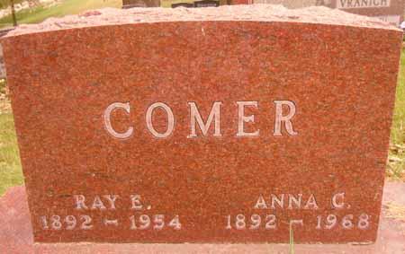 COMER, RAY E. - Dallas County, Iowa | RAY E. COMER