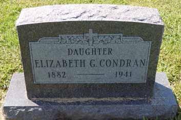 CONDRAN, ELIZABETH G - Dallas County, Iowa | ELIZABETH G CONDRAN