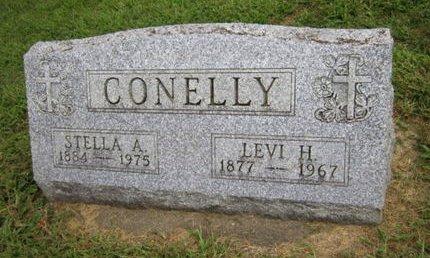CONELLY, STELLA A - Dallas County, Iowa   STELLA A CONELLY