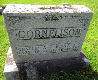 CORNELISON, EDNA A - Dallas County, Iowa | EDNA A CORNELISON
