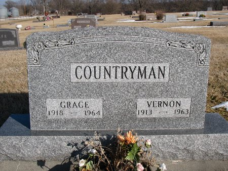 COUNTRYMAN, VERNON - Dallas County, Iowa   VERNON COUNTRYMAN