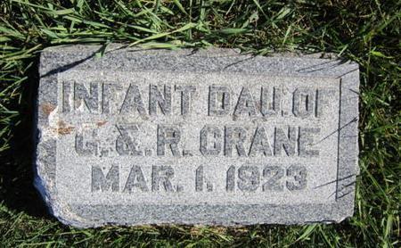CRANE, INFANT - Dallas County, Iowa | INFANT CRANE