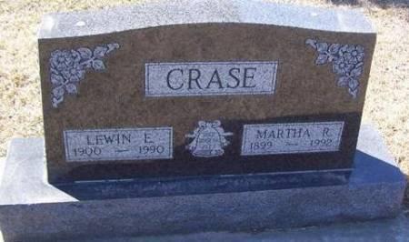 CRASE, LEWIN E. - Dallas County, Iowa   LEWIN E. CRASE