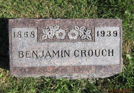 CROUCH, BENJAMIN - Dallas County, Iowa | BENJAMIN CROUCH