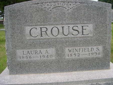 CROUSE, WINFIELD S. - Dallas County, Iowa | WINFIELD S. CROUSE