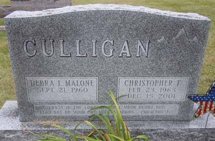 CULLIGAN, CHRISTOPHER T - Dallas County, Iowa | CHRISTOPHER T CULLIGAN