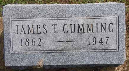 CUMMINGS, JAMES T - Dallas County, Iowa | JAMES T CUMMINGS