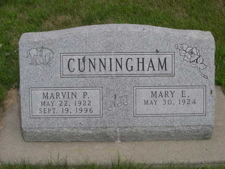 CUNNINGHAM, MARVIN P. - Dallas County, Iowa | MARVIN P. CUNNINGHAM