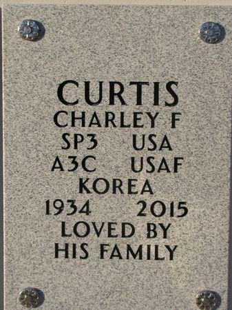 CURTIS, CHARLEY F - Dallas County, Iowa | CHARLEY F CURTIS