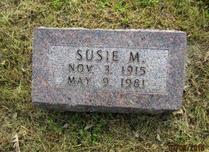 CUTSHALL, SUSIE M - Dallas County, Iowa | SUSIE M CUTSHALL