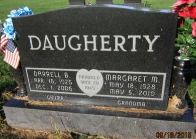 DAUGHERTY, DARRELL B - Dallas County, Iowa | DARRELL B DAUGHERTY