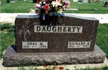 DAUGHERTY, RICHARD B. - Dallas County, Iowa | RICHARD B. DAUGHERTY